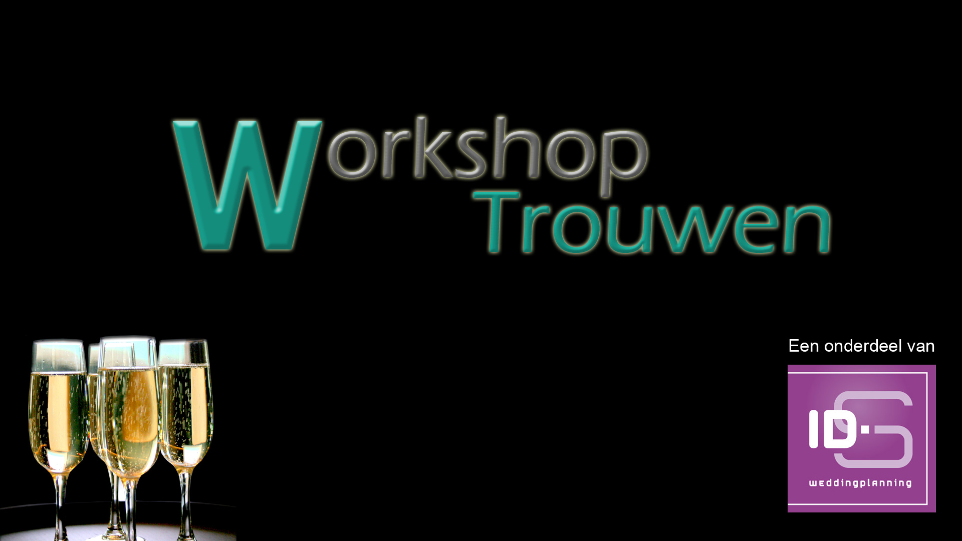 Workshop Trouwen
