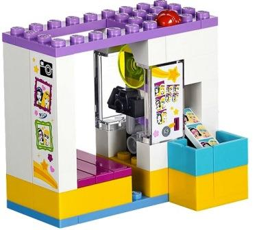 Lego photobooth